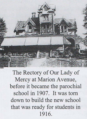 Parish History – Church of Our Lady of Mercy